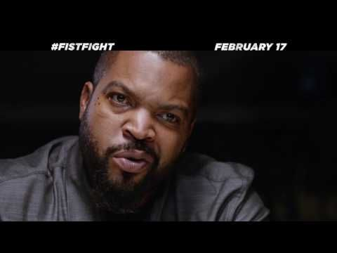 """FIST FIGHT - """"What If"""" TV Spot - In Theaters February 17, 2017. Starring Ice Cube, Charlie Day, Tracy Morgan and Jillian Bell. 