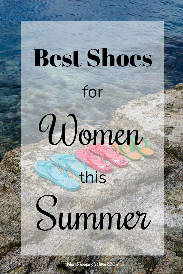 Quelles sont les meilleures chaussures pour femmes cet été? Découvrez ici! Chaussures d'été | Femmes …