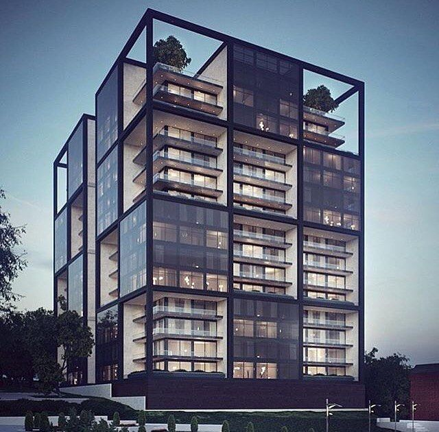 17 best ideas about architects on pinterest harbin Modern residential towers