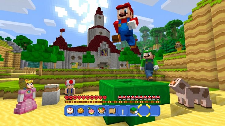 Minecraft: is a perfect fit for the Nintendo Switch. Minecraft: is a perfect fit for the Nintendo Switch.  You can play Minecraft in almost anything. There are versions of the crafting survival game on consoles, smartphones and PCs. You can even play virtual reality...  #Minecraft #Concours #RT #nicovideo #games #AbanTech #technology #gaming #Xbox #Versions #SurvivalGameConsoles #Smartphones #PCs #VirtualReality #VersionGame #laptop #PC
