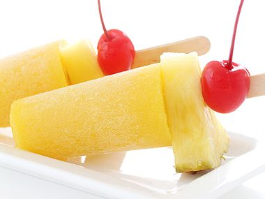 Mango Mai Tai Ice Pops (+15 other scrumptious recipes for ice pops)