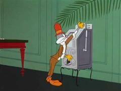 Bugs Bunny - Barbary-Coast Bunny