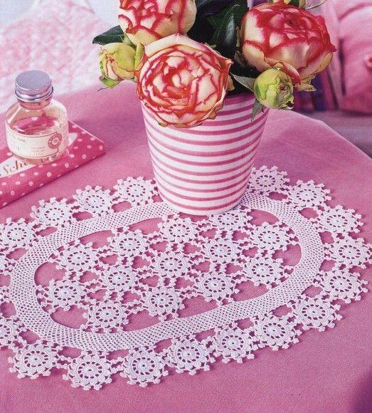 Many Lovely Doily Patterns