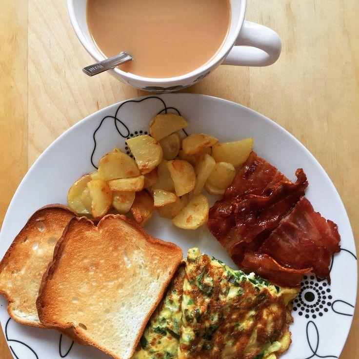 Frokost Breakfast