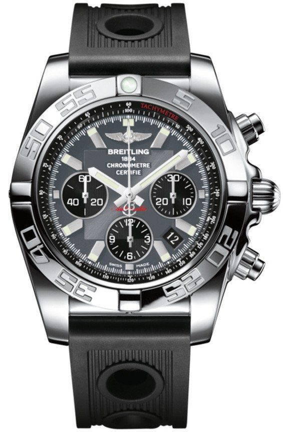 @breitling Watch Chronomat 44 Blackeye Grey Ocean Racer #add-content #bezel-unidirectional #bracelet-strap-rubber #brand-breitling #case-depth-16-95mm #case-material-steel #case-width-44mm #chronograph-yes #cosc-yes #date-yes #delivery-timescale-1-2-weeks #dial-colour-grey #gender-mens #luxury #movement-automatic #official-stockist-for-breitling-watches #packaging-breitling-watch-packaging #style-sports #subcat-chronomat #supplier-model-no-ab011012-f546-200s…