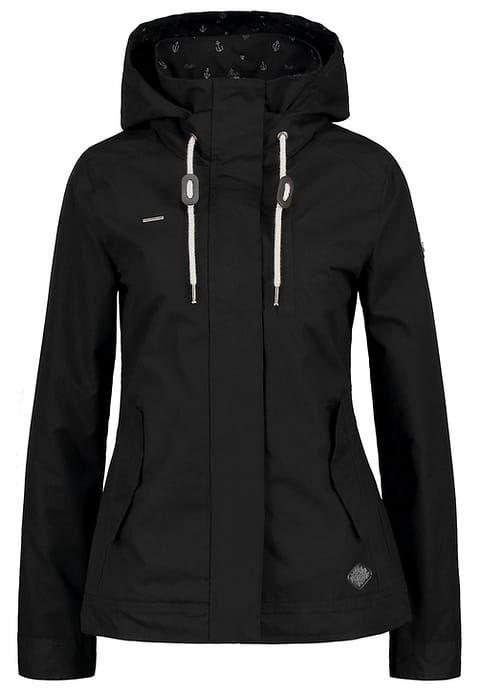 Ragwear YUCATAN SOLID - Leichte Jacke - black für 98,95 € (11.05.17) versandkostenfrei bei Zalando bestellen.