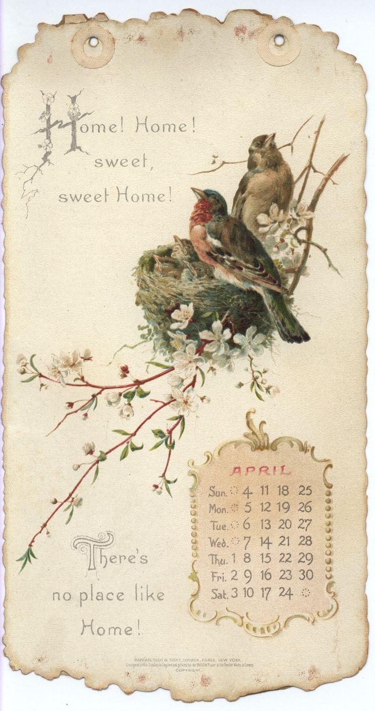 Vintage Calendar 2017 Printable : Ideas about calendar for on pinterest