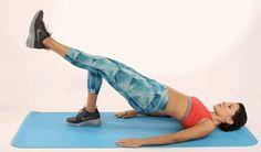 Stanca dei soliti squat? Ecco 9 esercizi facili e divertenti per avere glutei sodi e tonici tutti i giorni