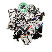25 шт./компл. Звездные войны одежда «Супергерои» творческие наклейки для фотоальбом Скейтборд ноутбука багажа Холодильник телефон Стайлинг ...(China)