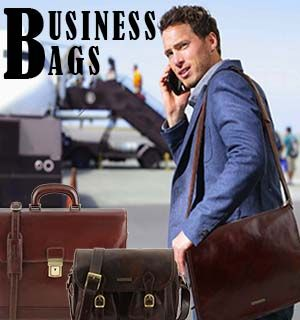 Business bags that transcend style quality and class