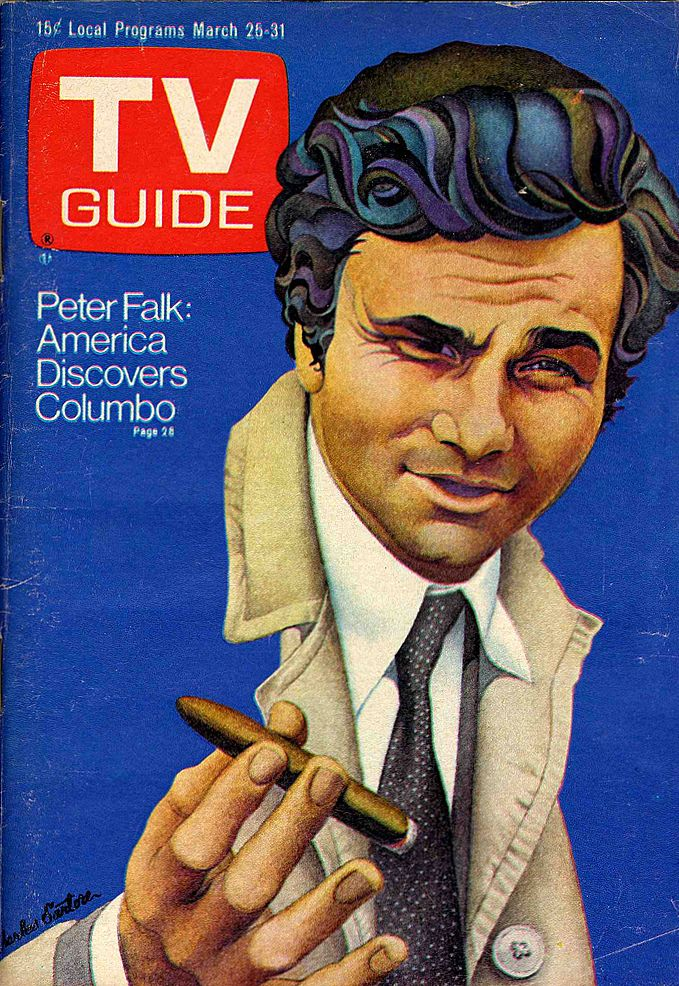 TV Guide Peter Falk