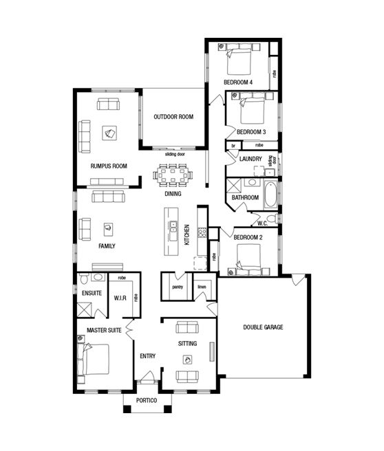 Santorini Design - 576m2 Block of Land - > $525,915 | Metricon LOVE IT in paragon Point Cook!!