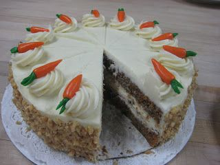 Cooking At High Altitude - Carrot  Cake