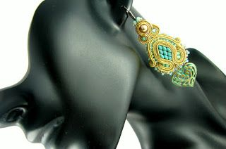 soutache earrings montownia monity