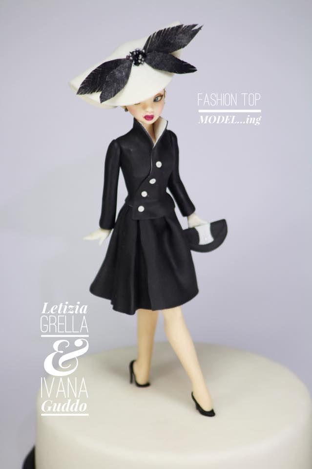 Fashionista: Letizia Grella, facebook