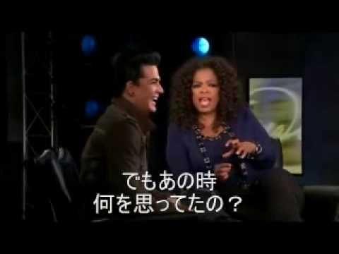 アダムランバート、オプラインタビュー日本語字幕付 - YouTube