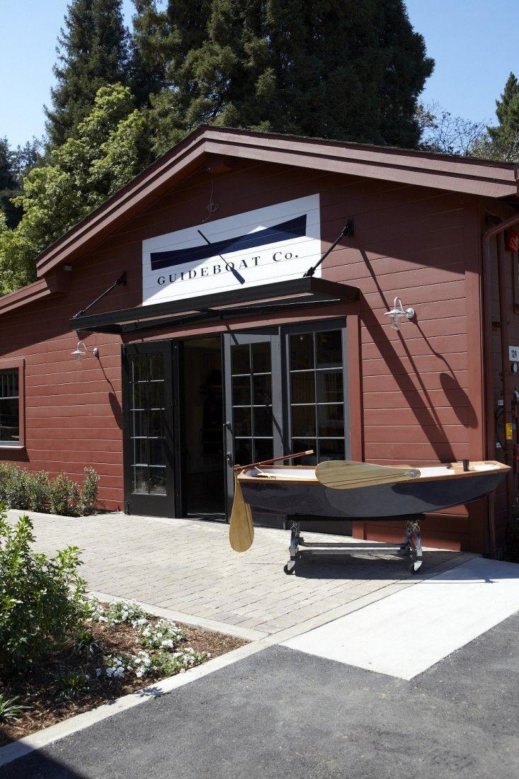 Merchant Marine: Guideboat Opens in Mill Valley, CA: Remodelista