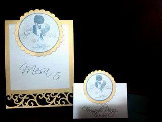 Marcación de mesas y Agradecimiento  http://www.facebook.com/crpentinas