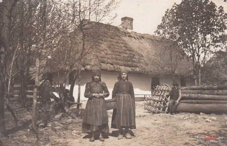 Kleszczele - 1916 rok, stare zdjęcia