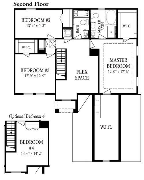2 nd floor