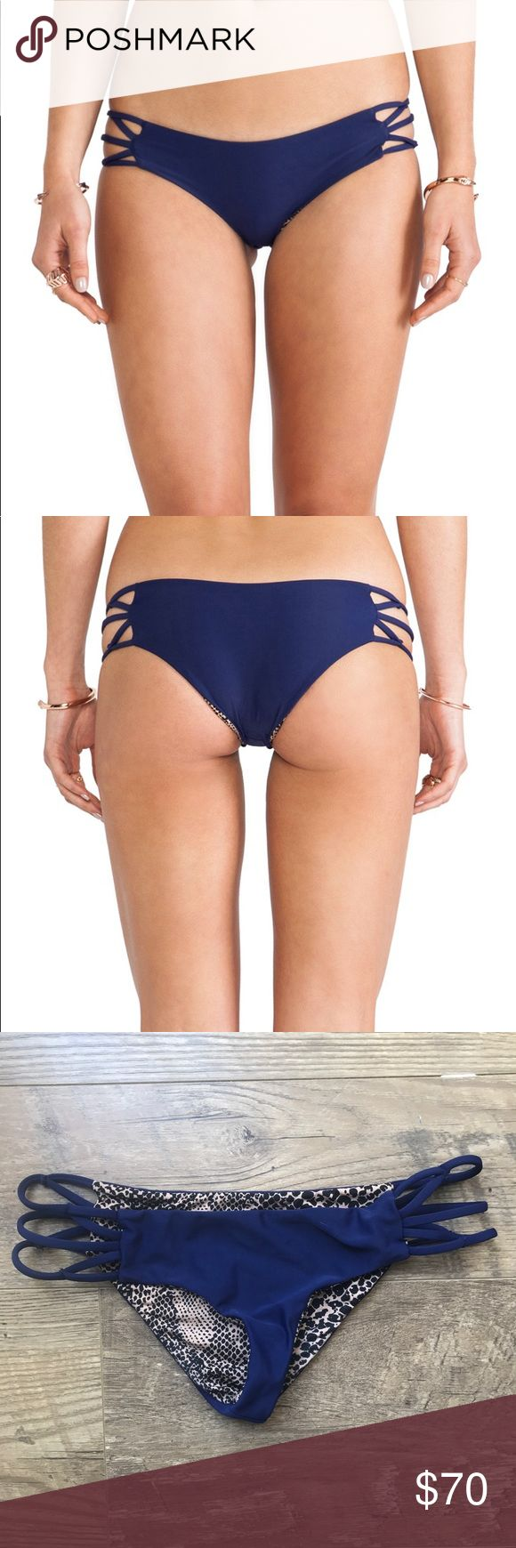 ACACIA BIKINI BOTTOMS (navy blue) So cute! Theses are so comfortable and compliments the body so nicely. acacia swimwear Swim Bikinis