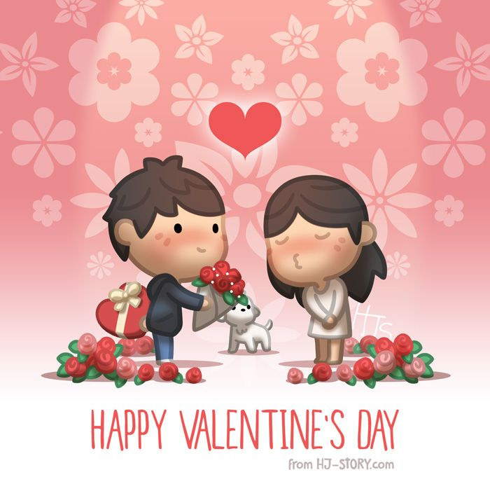 Valentine Day 2016 by hjstory.deviantart.com on @DeviantArt