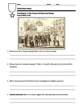 stamp act worksheet worksheets library and print road to revolution american history unit