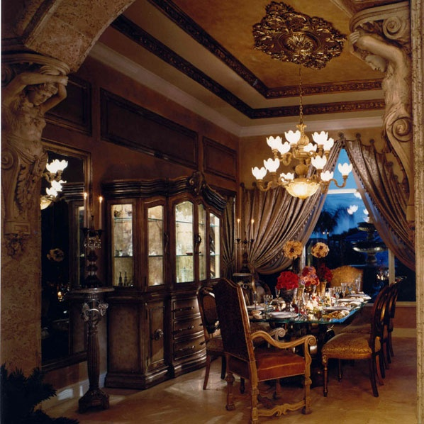 201 Best Tuscan Dining Room Ideas Images On Pinterest