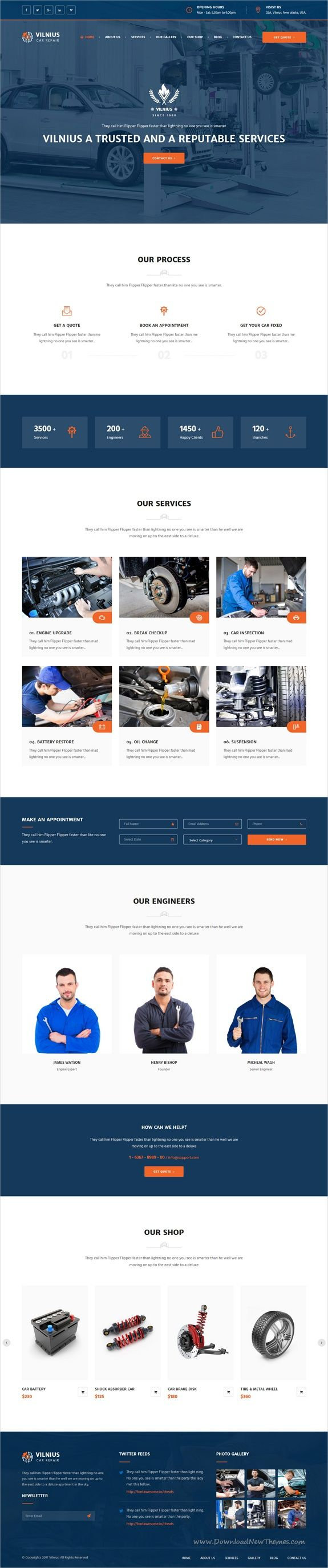 Best 25 car repair shops ideas on pinterest auto repair near me vilnius auto mechanic car repair template solutioingenieria Image collections