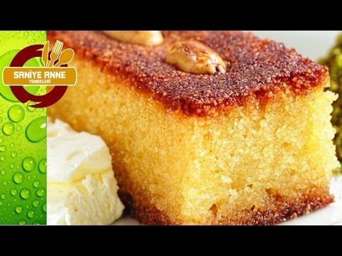 Şam Tatlısı (Saniye Anneyle Yemek Keyfi) - YouTube
