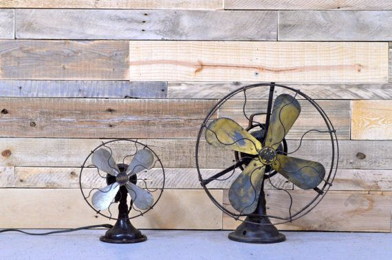 GROßE alte GE-Fan, General Electric Fan, frühen 1900er Jahre industrielle Fan