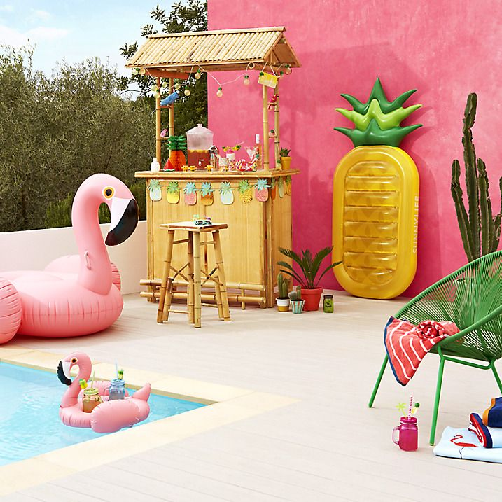 Buy Sunnylife Inflatable Flamingo Online at johnlewis.com