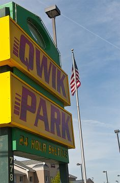 #DTW #Airport #parking is speedy, simple, and safe at #Qwik #Park.