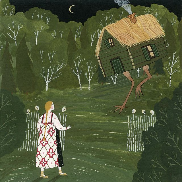 the firebird: folk tales