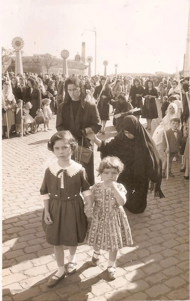 1961, Campo de São Francisco, Ilha de São Miguel   Promessas