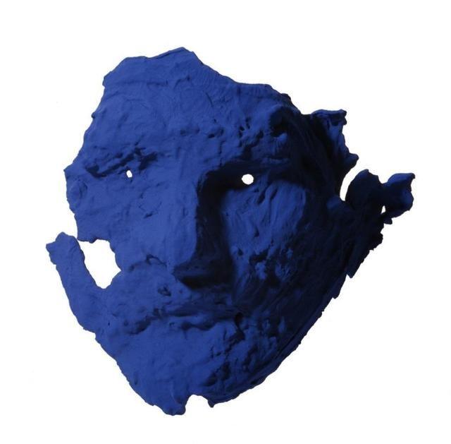 Yves Klein | Masque