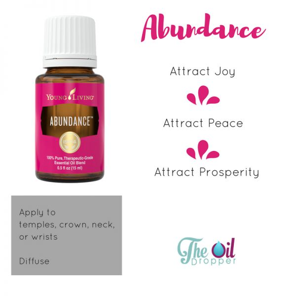 Young Living Abundance Essential Oil
