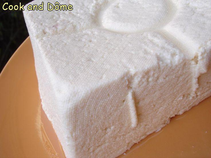 Toutes les étapes pour faire votre tofu maison, soyeux, ferme ... avec sa saveur délicatement noisettée ...