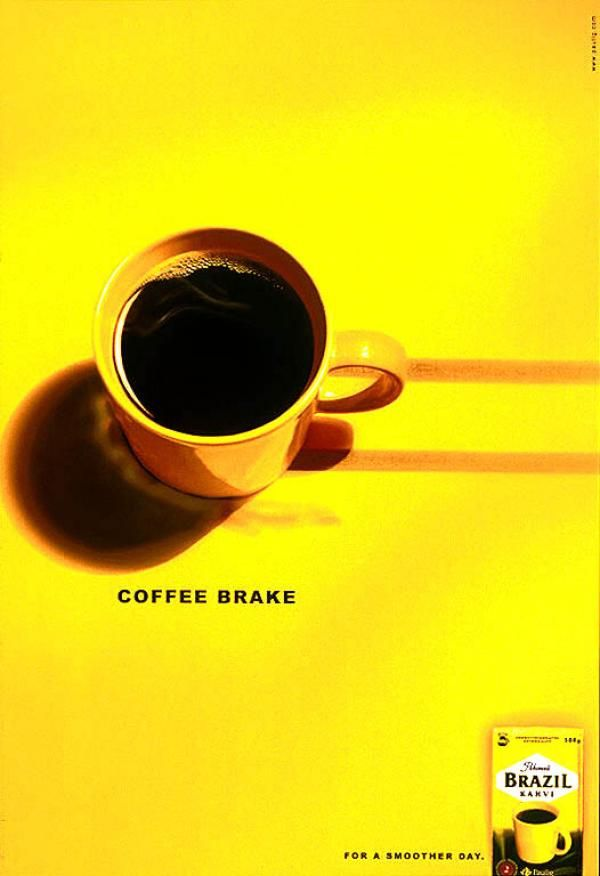 Brazil Coffee Quot Coffee Brake Quot Print Ad By Brand Sellers