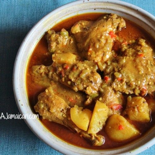 Jamaican Curry Chicken Recipe | Cook Like a Jamaican