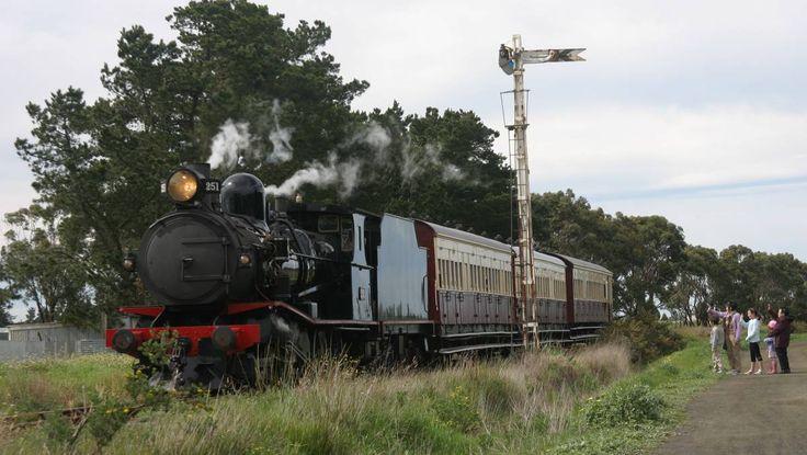 Bellarine Peninsula Railway - Victoria