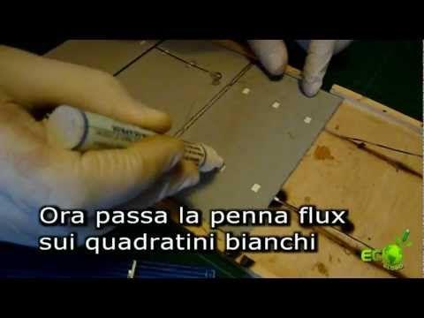 Come Creare un Pannello Fotovoltaico Fai da Te