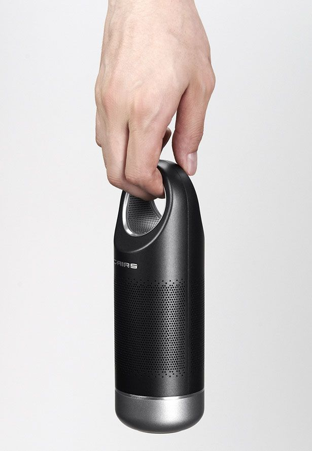 Hole Personal Air Purifier By Seungwoo Kim