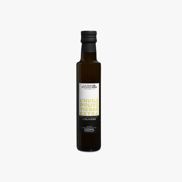 Huile d'olive vierge extra Olivi�re - La Grande Epicerie de Paris - Find this product on Bon March� website - La Grande Epicerie de Paris