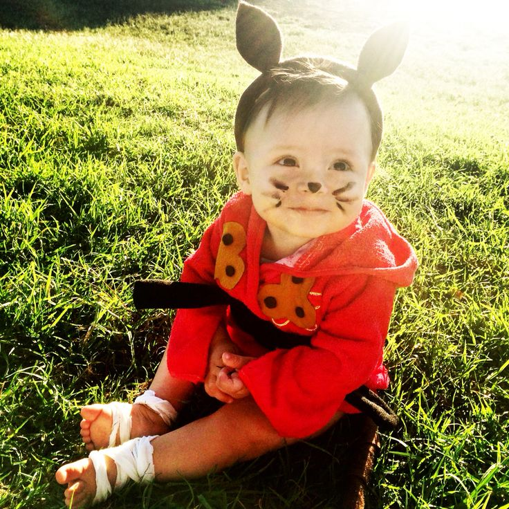 splinter baby halloween fall ninja turtles tmnt master splinter first - Splinter Cell Halloween Costume
