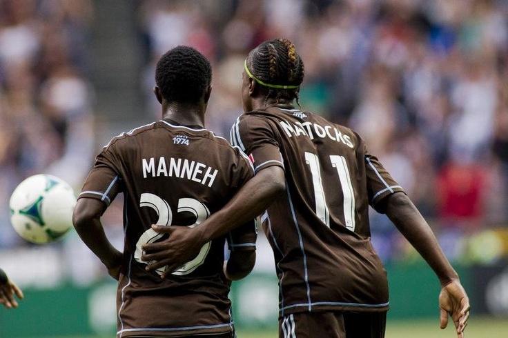 Manneh and Mattocks