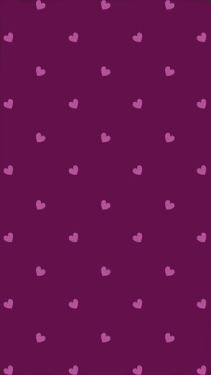 Download Purple Polkadot Wallpaper By Newmoon1987 Df Free On