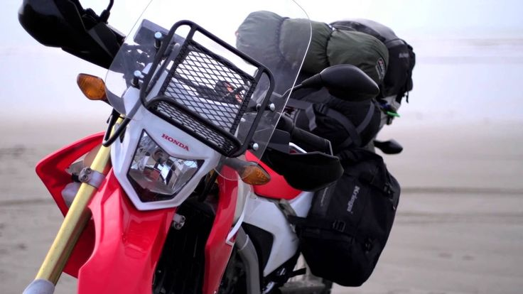 Steph Jeavons takes off solo around the world on a Honda CRF250L motorcycle #OneStephBeyond @OneWomanOneMoto