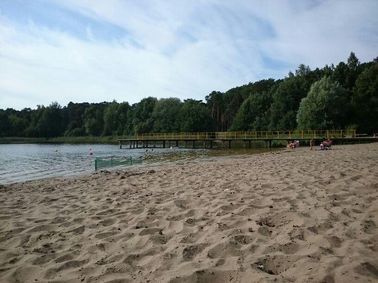Włocławek w Województwo kujawsko-pomorskie - jezioro Czarne