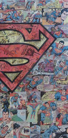 Superman uno de los súper héroes favoritos.